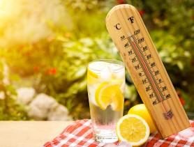 Măsuri speciale pentru zilele caniculare. Astăzi vor fi 33 de grade Celsius